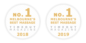 Award winning massage in Melbourne